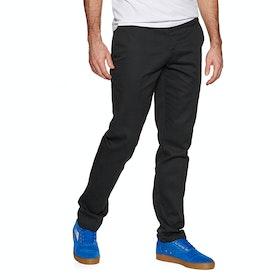 Dickies WP872 Slim Fit Work Chino Hose - Black