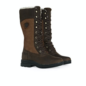 Country Boots Damski Ariat Wythburn H2O Insulated - Java