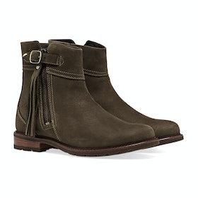 Country Boots Damski Ariat Abbey - Dark Olive