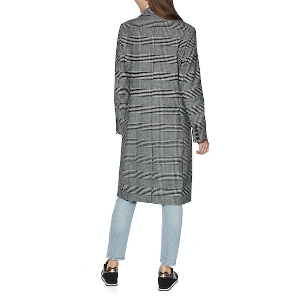 Ralph Lauren Double-Breasted Reefer Women's Jacket