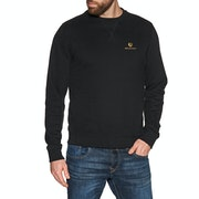 Belstaff Engineered Crew Neck Sweater