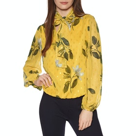 Ted Baker Daniica Women's Shirt - Yellow