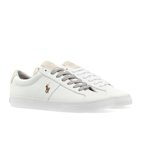 Scarpe Polo Ralph Lauren Sayer - White