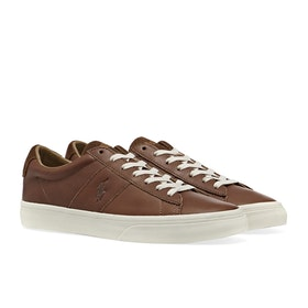 Scarpe Polo Ralph Lauren Sayer - Tan