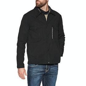 Paul Smith Long sleeve Heren Overshirt - Black