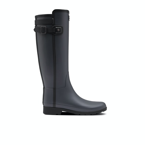 Hunter Refined Slim Fit Tall Contrast Women's Wellington Boots