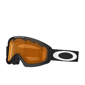 Oakley O2 XS , Snöglasögon Barns - Matte Black ~ Persimmon