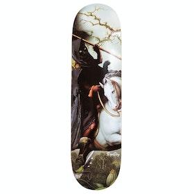 Rip N Dip Fire And Desire 8.25 Inch Skateboard Deck - Multi