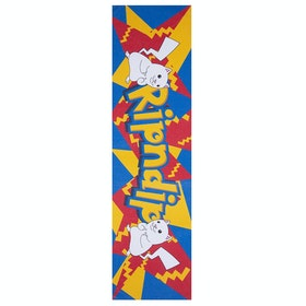 Rip N Dip Catch Em All Skateboard Griptape - Blue