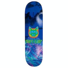 Rip N Dip Thermal Nermal 8.5 Inch Skateboard Deck - Blue