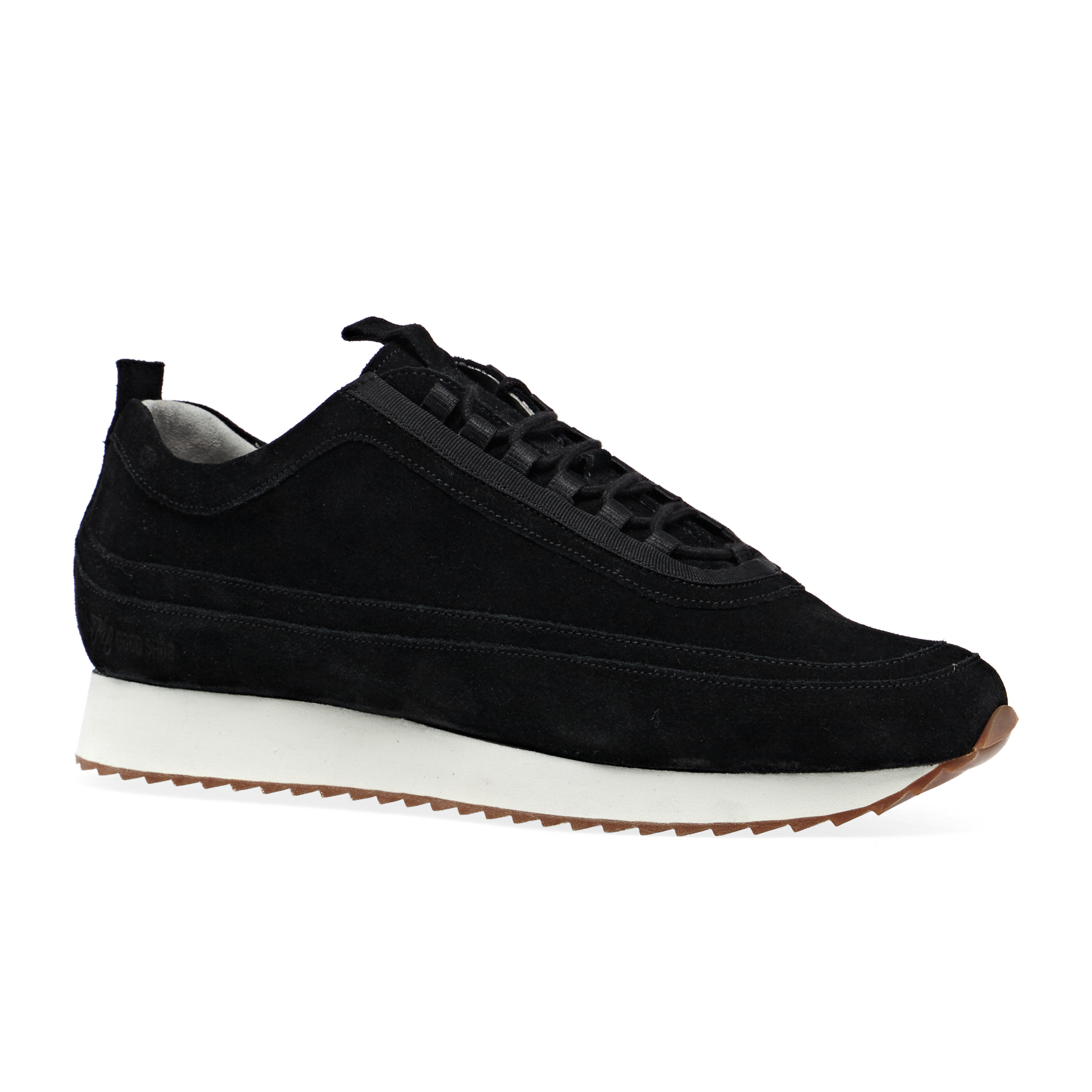 Grenson Sneaker 12 Men's Shoes - Black