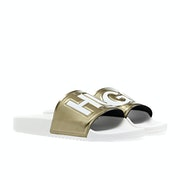 BOSS Timeout Logo Women's Sliders