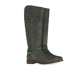 Country Boots Damski Ariat Carden H2o Waterproof - Shadow