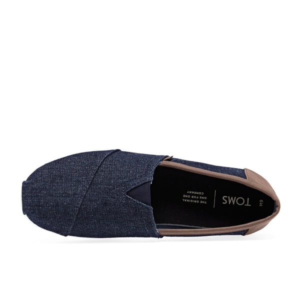 Toms Dark Denim Classic 3.0 Outsole エスパドリーユ