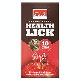 Rockies Health Lick - Apple