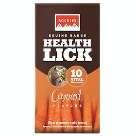 Rockies Health Lick - Carrot