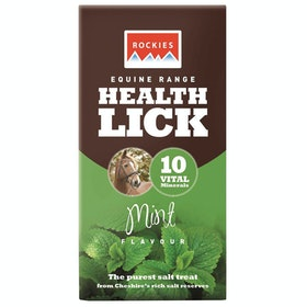 Rockies Health Lick - Mint