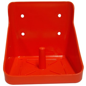Rockies Plastic Holder for 10kg Lick - Multi