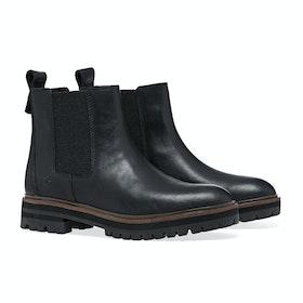 Timberland London Square Chelsea Women's Boots - Jet Black Mincio