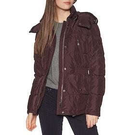 Belstaff Vale Women's Jacket - Blackberry