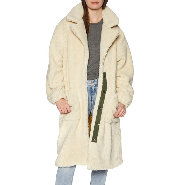 Free People Tessa Teddy Women's Jacket