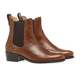 Joules Stamford Women's Boots - Ocelot