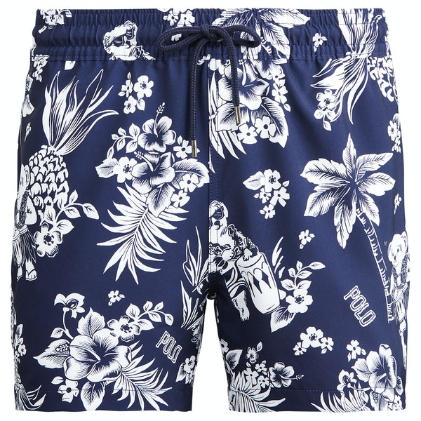 Polo Ralph Lauren Slim Traveler Swim Shorts