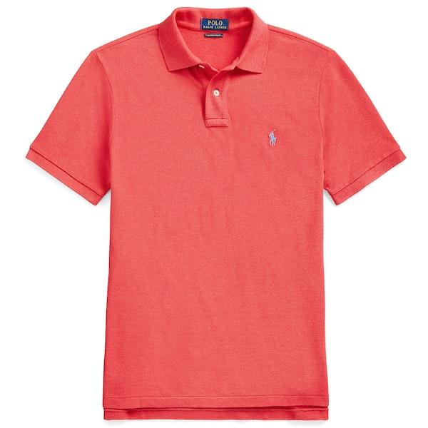 Polo Ralph Lauren Basic Mesh Small Logo Polo Shirt