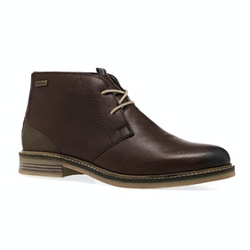 Barbour Readhead Boots - Dark Brown