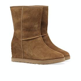 UGG Classic Femme Short Women's Boots - Chestnut