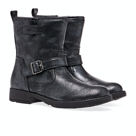 Geox Jr Sofia Ankle Stiefel - Black