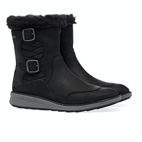 Merrell Tremblant Ezra Zip Polar Waterproof Støvler - Black