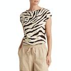 Lauren Ralph Lauren Grieta Sleeveless Women's Top