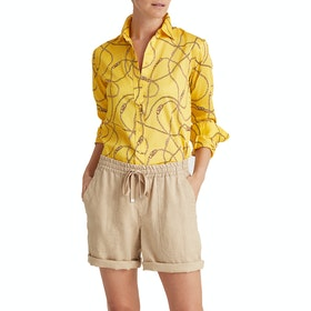Maglietta Donna Lauren Ralph Lauren Jamelko - Dandelion Fields Multi