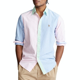 Koszula Polo Ralph Lauren Oxford Stripe - Multi
