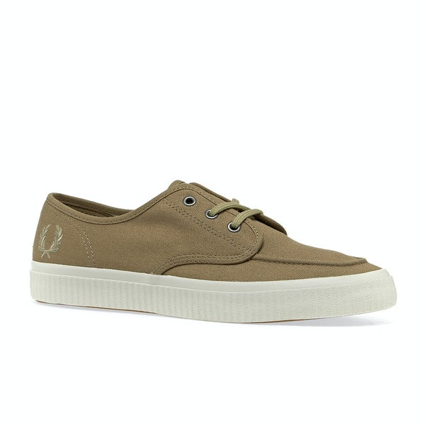 Fred Perry Ealing Low Canvas Shoes