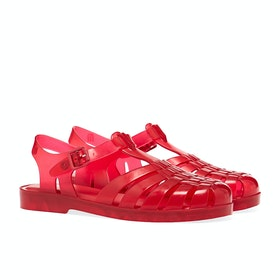 Melissa Possession 22 , Sandaler Kvinner - Red Gel