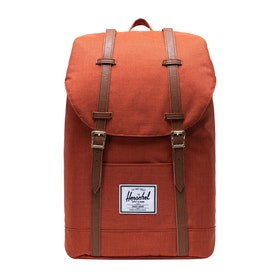 Herschel Retreat Backpack - Picante Crosshatch