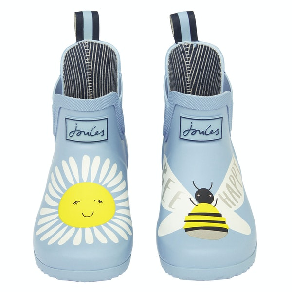 Joules Jnr Wellibob Girl's Wellington Boots