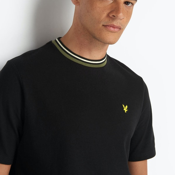 Lyle & Scott Multi Rib Men's Short Sleeve T-Shirt