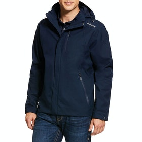 Ariat Coastal H2o , Riding Jacket - Navy