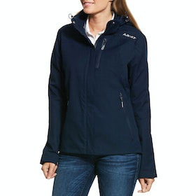 Ariat Coastal H2o Damen Riding Jacket - Navy