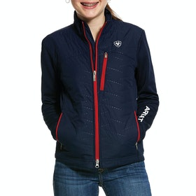 Ariat Hybrid Insulated Water Resistant , Riding Jacket Barn - Team