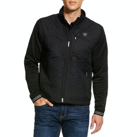 Ariat Hybrid Insulated Water Resistant , Riding Jacket - Black