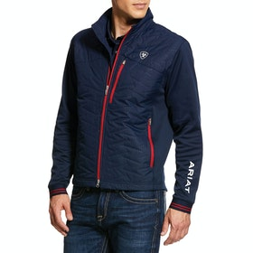 Ariat Hybrid Insulated Water Resistant Riding Jacket - Team