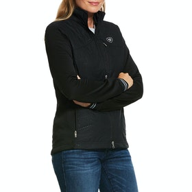 Ariat Hybrid Insulated Water Resistant Damen Riding Jacket - Black
