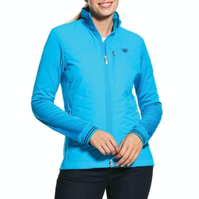 Ariat Hybrid Insulated Water Resistant Damen Riding Jacket - Nautilus