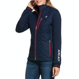 Ariat Hybrid Insulated Water Resistant Damen Riding Jacket - Team