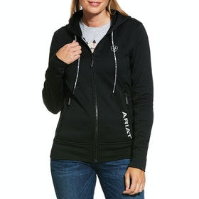 Ariat Keats Full Zip Hoody - Black