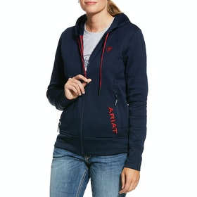 Ariat Keats Full Zip Hoody - Team